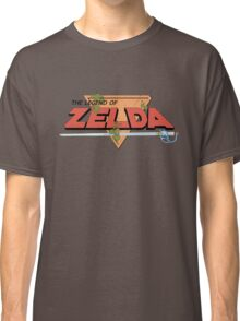 The Legend of Zelda - Classic Logo Classic T-Shirt