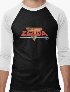 The Legend of Zelda - Classic Logo Men's Baseball ¾ T-Shirt