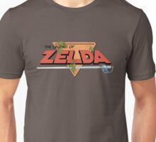 The Legend of Zelda - Classic Logo Unisex T-Shirt