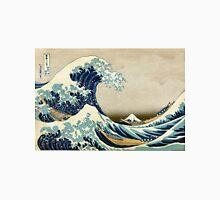 Great Wave Off Shore of Kanagawa - Hokusai Katsushika - 1826 - woodcut Unisex T-Shirt