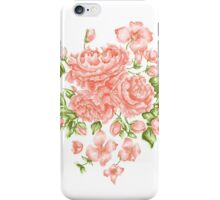 Rococo Wonderland: The Roses iPhone Case/Skin