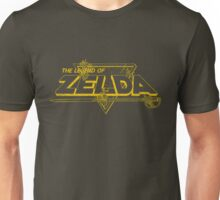 The Legend of Zelda - Classic Logo (Worn) Unisex T-Shirt