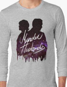 Murder Husbands [Galaxy] Long Sleeve T-Shirt