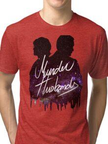 Murder Husbands [Galaxy] Tri-blend T-Shirt