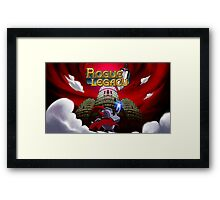 For my Father !!! Framed Print