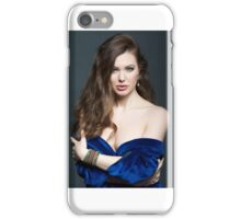 seductive Beautiful woman model Sienna Taylor iPhone Case/Skin