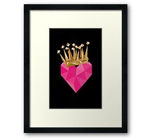 Kings love Framed Print