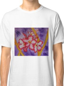 Floating Flowers Classic T-Shirt