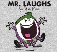 Mr Laughs Kids Tee