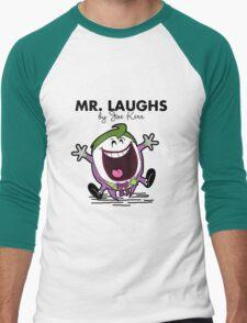 Mr Laughs Men's Baseball ¾ T-Shirt