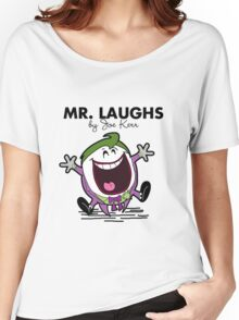 Mr Laughs Women's Relaxed Fit T-Shirt