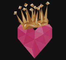Kings love by designgeo