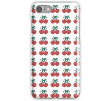 Cherry Pattern iPhone Case/Skin