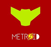 Metroid  by ValentineDesign