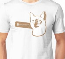 Support your gay cat Unisex T-Shirt
