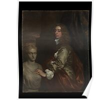 Sir Peter Lely (Pieter van der Faes) , (British, Soest  London), Sir Henry Capel  Poster