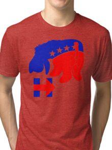 Eeyore for Hillary Tri-blend T-Shirt