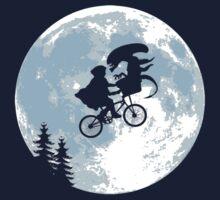 E.T. the Extra-Terrestrial - Xenomorph Kids Tee