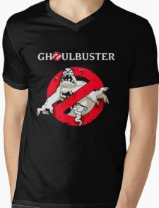 Ghostbusters - Ghoul Mens V-Neck T-Shirt