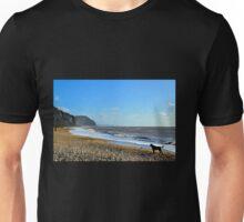Charmouth Beach...Dorset UK Unisex T-Shirt