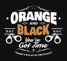 Orange is the new black by Naf4d