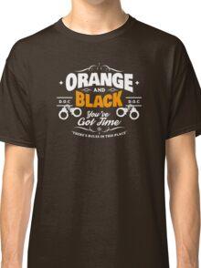Orange is the new black Classic T-Shirt