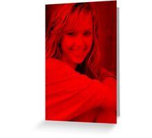 Jessica Alba - Celebrity Greeting Card