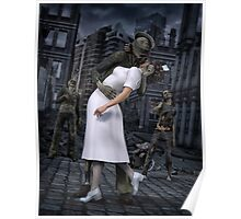 Zombies Kiss  Poster
