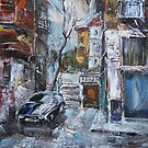 The Old Quarter by Stefano Popovski