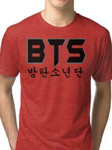 ♥♫BTS-Bangtan Boys K-Pop Clothes & Phone/iPad/Laptop/MackBook Cases/Skins & Bags & Home Decor & Stationary♪♥ Tri-blend T-Shirt