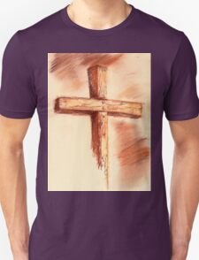 conte cross Unisex T-Shirt