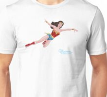 Amazon Princess 1 by Kevenn T. Smith Unisex T-Shirt