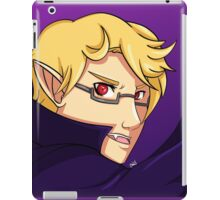 Vampire Jones iPad Case/Skin