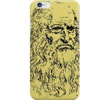 Leonardo da Vinci - Souvenir from Italy iPhone Case/Skin