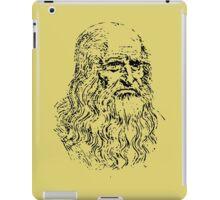 Leonardo da Vinci - Souvenir from Italy iPad Case/Skin