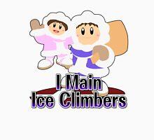 I Main Ice Climbers - Super Smash Bros Melee Unisex T-Shirt