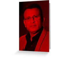 Annu Kapoor - Celebrity Greeting Card