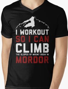 Workout Mordor T-Shirt