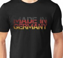 Germany Flag Deutschland Unisex T-Shirt
