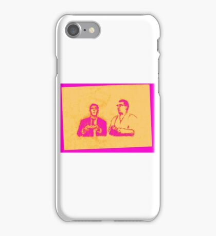 Ronnie & Reggie & their Xbox 360 iPhone Case/Skin