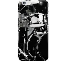 Drummers do it better iPhone Case/Skin