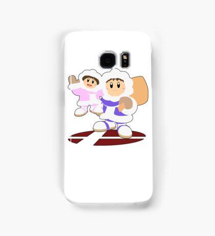 Ice Climbers- Super Smash Bros Melee Samsung Galaxy Case/Skin