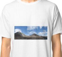 mountain saddle Classic T-Shirt