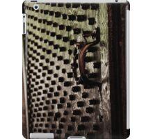 Ancient Church Doorway iPad Case/Skin