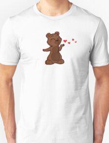 My Better Half - Bear (left) Unisex T-Shirt