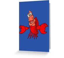 Sebastian Greeting Card