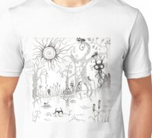The Enchanted Forest Unisex T-Shirt