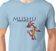 Mushu [with name] Unisex T-Shirt