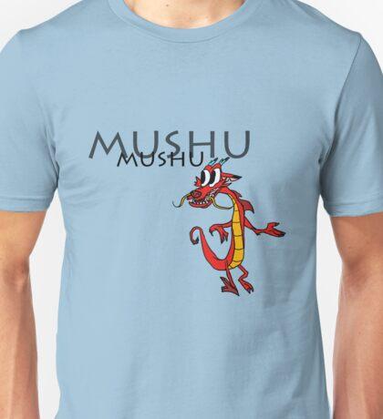 Mushu [with name] Unisex T-Shirt
