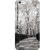 Walk With Me Down These Streets I Know iPhone Case/Skin